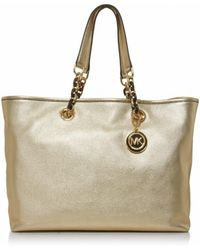 Michael Kors Cynthia Large Tote Bag - Lyst