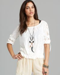 Free People Blouse Fpx Jewel - Lyst