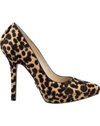 Nine West Lovefury Platform Heels - Lyst