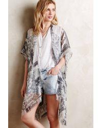Subtle Luxury - Boteh Kimono - Lyst