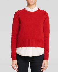 Marc By Marc Jacobs Sweater - Iris Wool - Lyst