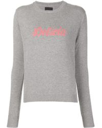 Alexander Lewis - Delicia Knit Sweater - Lyst