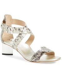 Anyi Lu - 'alexa' Sandal - Lyst