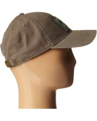 The North Face Canvas Work Ball Cap - Lyst