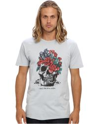 Obey Bouquet Thrift Tee - Lyst