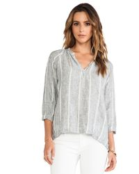 Cp Shades Katie Wash Button Down - Lyst