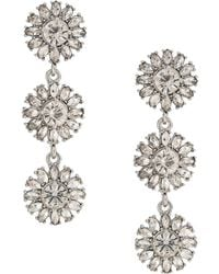 Kate Spade Estate Garden Linear Earrings - Lyst