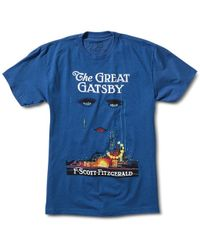 TOMS - The Great Gatsby Mens T-Shirt - Lyst