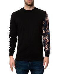 Crooks And Castles The Bandit Ls Top - Lyst
