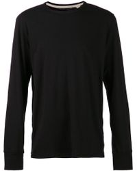 Rag & Bone Long Sleeved Shirt - Lyst