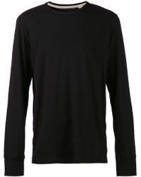 Rag & Bone Long Sleeved Shirt - Lyst