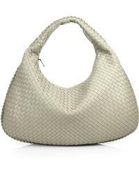 Bottega Veneta Veneta Medium Hobo Bag - Lyst