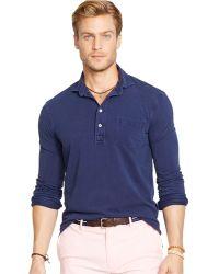 Polo Ralph Lauren Featherweight-Mesh Estate Shirt - Lyst
