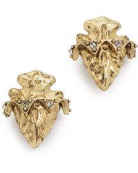 House of Harlow 1960 - Mojave Stud Earrings - Lyst
