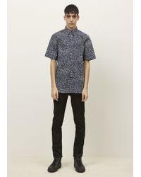 Marni | Avio Oddity Print Short Sleeve Shirt | Lyst