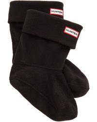 Hunter Short Boot Socks  - Lyst