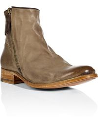 NDC | Leather Sidney Ankle Boots | Lyst