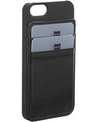 Boostcase - Snapon Case with Attachable Credit Card Holder - Lyst