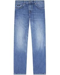 Boss Black Maine1 Regular Fit Jeans in Dale Blue - Lyst