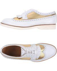 L'autre Doucal's - Lace-up Shoes - Lyst