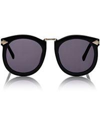 Karen Walker - Super Lunar Sunglasses - Lyst