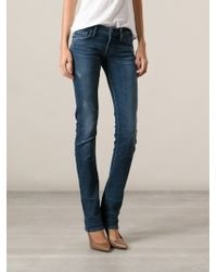Citizens Of Humanity Straight Leg Jeans - Lyst