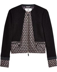 Day Birger Et Mikkelsen Rhombus Double Layer Jacket - Lyst