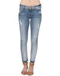 Hudson Collin Crop - Lyst