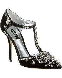 Dolce & Gabbana Silver Lining Shoe - Lyst