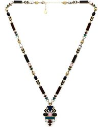House Of Harlow Edens Pendant Necklace - Lyst