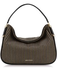 Jimmy Choo Nica Medium Shoulder Bag - Lyst