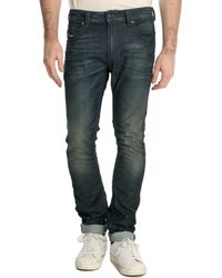 Diesel Tavar Used Slim Jean - Lyst