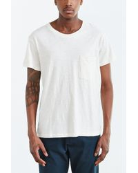 Cheap Monday Dan Oversized Pocket Tee - Lyst