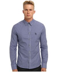 McQ by Alexander McQueen Nasty Mod Harness Shirt - Lyst