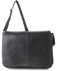 Latico - Black Heritage Messenger Bag - Lyst