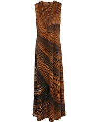 Roberta Di Camerino - Long Dress - Lyst
