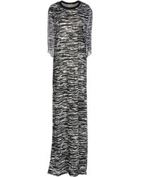 Giambattista Valli Long Dress - Lyst