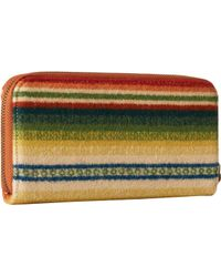 Pendleton Zip Around Wallet - Lyst