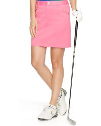 Ralph Lauren Golf - Moisture-wicking Skort - Lyst