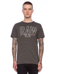G-star Raw Basswood Tee - Lyst