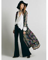 Free People Wildflower Kimono - Lyst