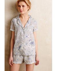Anthropologie Riviere Sleep Shirt - Lyst