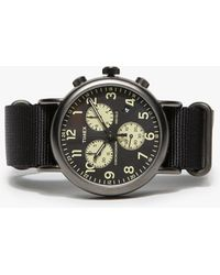 Need Supply Co. - Weekender Chrono In Black - Lyst