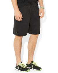 Polo Ralph Lauren Performance Textured Shorts - Lyst