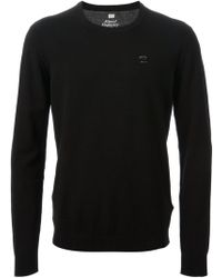 Diesel Crew Neck Sweater - Lyst