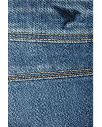 Ichi - Short Trousers Kate Gallon - Lyst