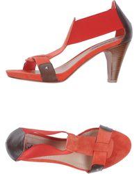 Julie Dee - Platform Sandals - Lyst