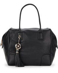 Versace Vanitas Bowler Bag - Lyst