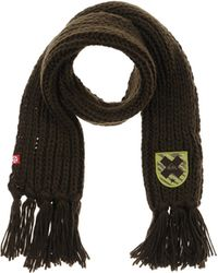 Quiksilver - Oblong Scarf - Lyst
