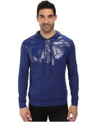 Calvin Klein Jeans Interlock Logo Hoodie - Lyst